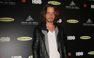 Le chanteur de Soundgarden Chris Cornell
