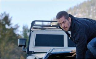 Paul Walker dans Fast and Furious 7