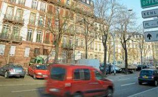 La station du boulevard Clemenceau