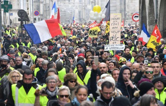 «Gilets jaunes» Acte 10: Cette nouvelle journée de mobilisation va-t-elle confirmer le rebond de la contestation? Suivez la journée en direct avec nous...