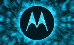 Le logo de Motorola.