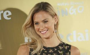 Bar Refaeli, le 19 novembre 2014, à Madrid.