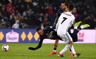 Neymar va-t-il rater le match contre Manchester United?