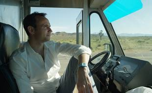 François Perret dans The Chef in a Truck.