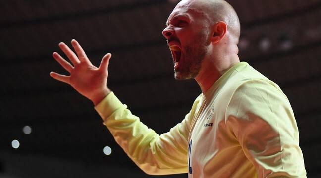 JO 2021 : Qu'on le couvre d'or ! Vincent Gérard porte les Bleus vers leur quatrième finale olympique de rang