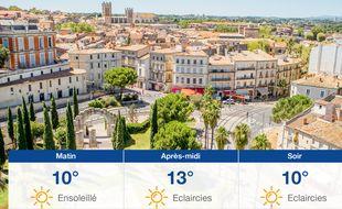 Météo Montpellier: Prévisions du samedi 15 février 2020