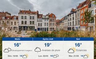 Météo Lille: Prévisions du samedi 18 mai 2019