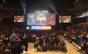 Les fans à Star Wars Celebration 2019