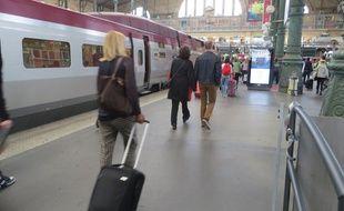 La gare du Nord de Paris, « principale porte d'entrée de l'Europe du nord » selon Valérie Pécresse, doit être rénovée (Illustration).