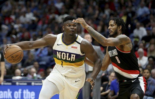 VIDEO. NBA: 31 points en 28 minutes, Zion Williamson améliore son record personnel et fait gagner les Pelicans