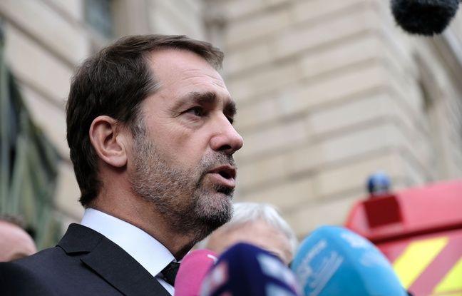 Attaque au couteau à la préfecture de Paris: Il y a eu «évidemment des failles», déclare Christophe Castaner