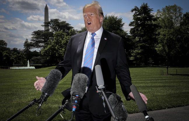 Les Etats-Unis ne se préparent pas à une guerre avec l'Iran, assure Donald Trump