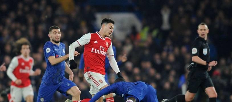 N'Golo Kanté a coûté un but à Chelsea contre Arsenal.