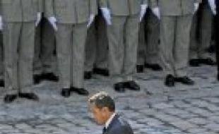 Ce vendredi à minuit, l'immunité présidentielle de Sarkozy tombera.