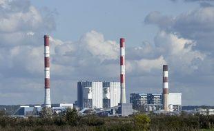 La centrale EDF de Cordemais, en 2019.