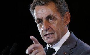 Nicolas Sarkozy, le 26 septembre 2016.