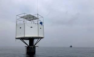 La «maison flottante» pour laquelle un couple, poursuivi par la Thaïlande, risque la peine de mort.