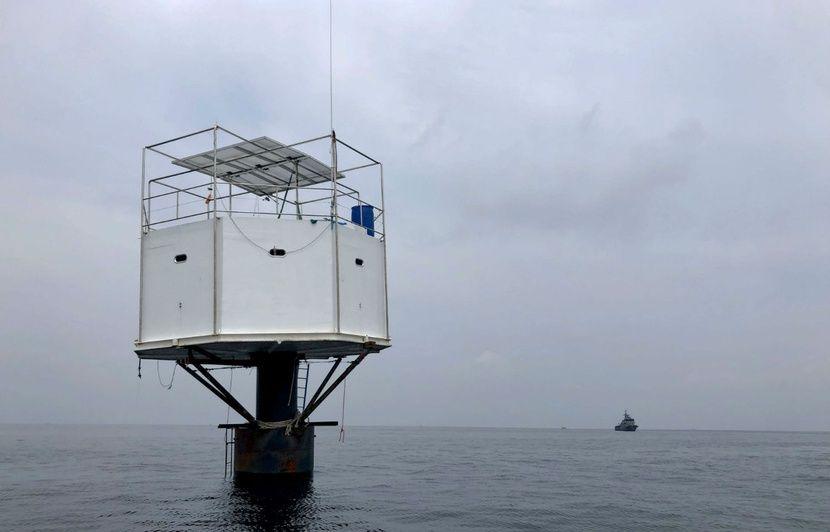 Thaïlande: Un couple risque la peine de mort pour avoir construit une maison flottante en mer
