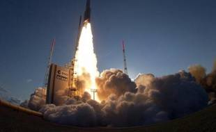 Course au lanceur le plus économique, nouvelles gammes de satellites et de services, la bataille de l'espace fait rage entre industriels qui se disputent un marché de plus de 200 milliards de dollars par an.