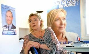 """La présidente du Front national Marine Le Pen a apporté dimanche son soutien au chroniqueur Eric Zemmour, accusé par le Mrap et SOS Racisme d'avoir tenu sur RTL des propos """"racistes"""" et """"machistes"""" à l'encontre de la ministre de la Justice Christiane Taubira."""