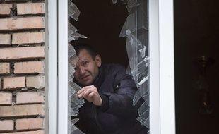 Les combats continuent de faire rage à Donetsk, fief des séparatistes de l'est de l'Ukraine.