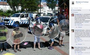 Sur le Facebook de la mairie de Portalegre, les commentateurs mécontents se déchaînent.