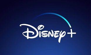 Le logo de la plateforme Disney+.