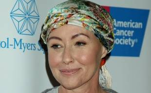 L'actrice Shannen Doherty à Los Angeles