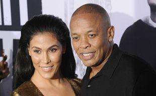 Les ex-époux Nicole Young et Dr. Dre