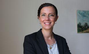 Claire Desmares-Poirrier est la tête de la liste Bretagne d'avenir et candidate écologiste aux élections régionales.