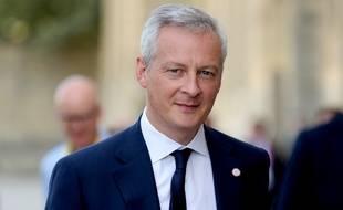 Bruno Le Maire, le 17 juillet 2017 à Chantilly.