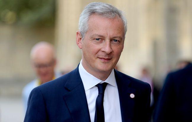 Taxe Gafa: La menace de représailles sur le vin français «s'éloigne», assure Le Maire
