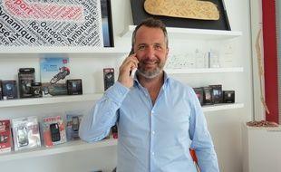 Cyril Vidal, PDG de Crosscall