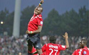 A l'image de Moussa Sow, auteur samedi de son 20e but de la saison, Lille plane sur la Ligue 1.