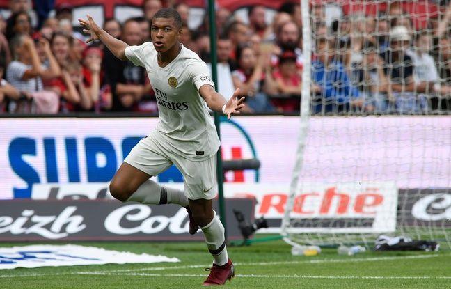 PSG-Angers EN DIRECT: Le PSG en 3-5-2 avec Mbappé et Aréola titulaires... Suivez le match en live avec nous