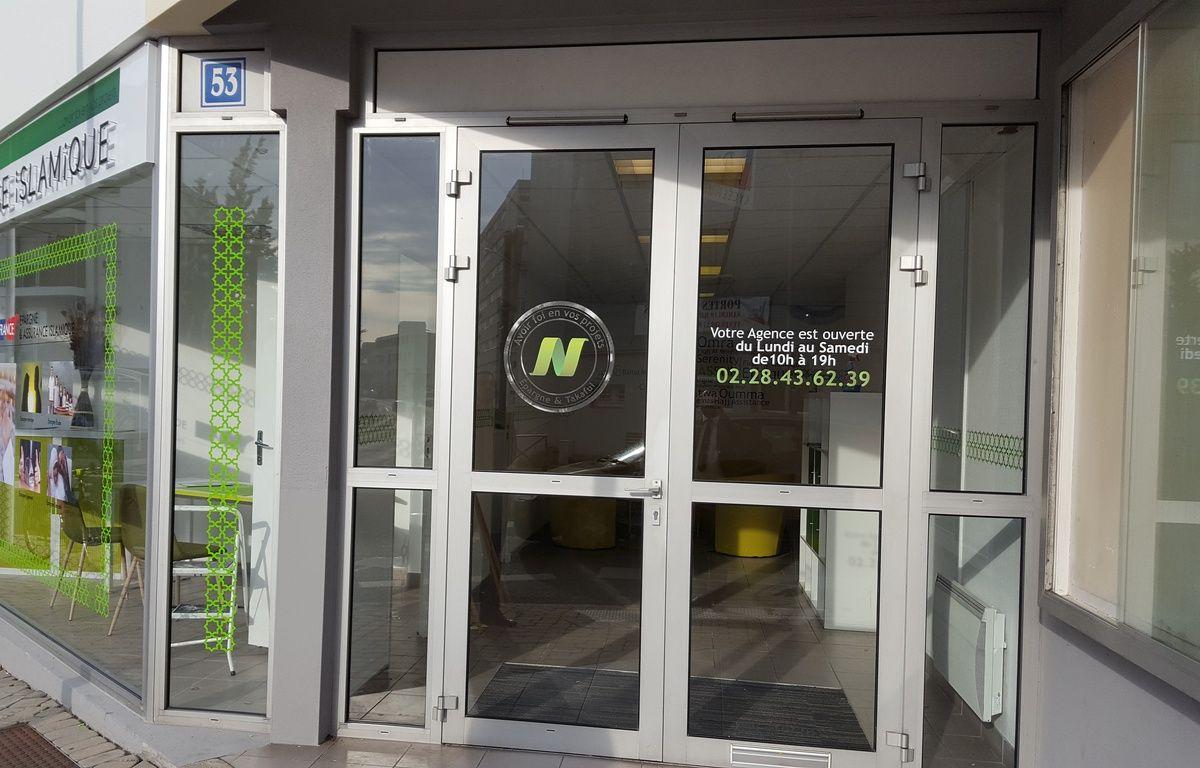 L'agence Noorassur est installée à Rezé, quartier Pont-Rousseau – Noorassur