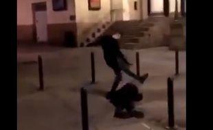 Une agression survenue à Nantes dimanche a été diffusée sur les réseaux