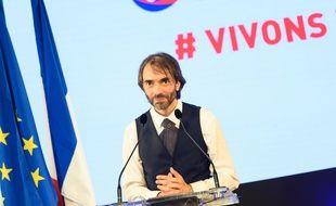 Cédric Villani, le 4 juillet 2019 à Paris.