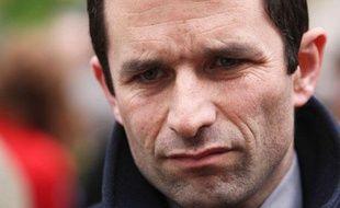 Benoit Hamon, fin mai 2009.