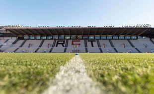 Le stade Mayol de Toulon, en décembre 2017.