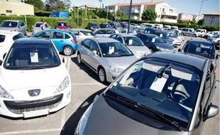 Les prix des véhicules de seconde main ont baissé de 4 à 5%, quel que soit le modèle.