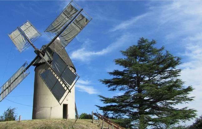 Le moulin de Gibra (Lot-et-Garonne)