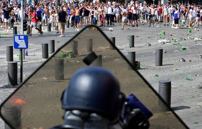 Violente agression d'un Anglais à l'Euro-2016: Un deuxième Russe mis en examen et écroué à Marseille