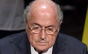 Sepp Blatter le 29 mai 2015.