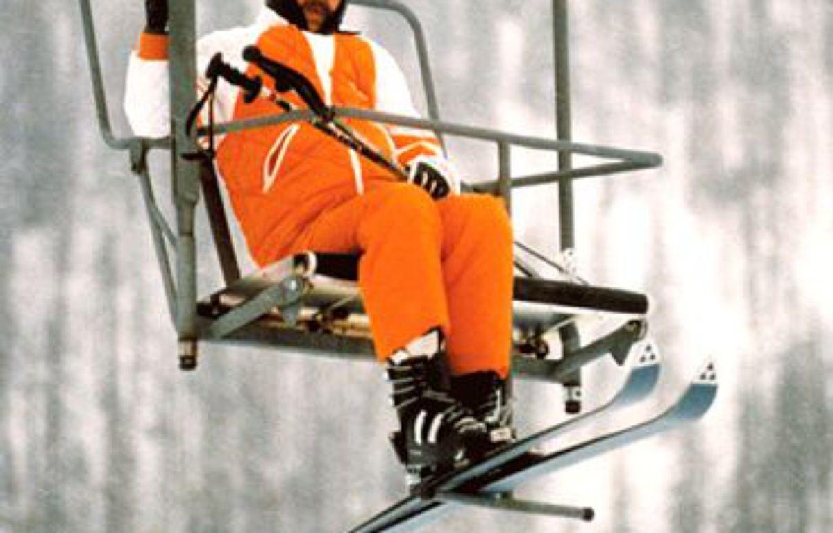 Michel Blanc aka Jean-Claude Duss dans «Les Bronzés font du ski» – Capture d'écran
