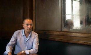L'écrivain algérien Kamel Daoud le 27 octobre 2014 à Marseille