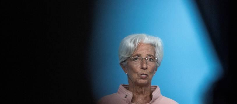 La présidente de la Banque centrale européenne, Christine Lagarde a dévoilà les prévision économique pour la zone euro en 2021, 2022 et 2023.