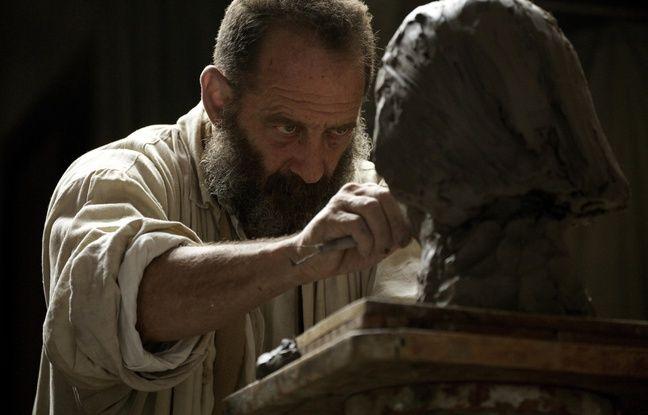 Vincent Lindon en Rodin, son oeil et sa main