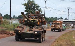 """Le président français François Hollande se rend vendredi en Centrafrique, où le commandant des forces françaises à Bangui a rappelé jeudi aux Centrafricains qu'ils ne peuvent pas """"tout attendre de la communauté internationale"""" pour pacifier leur pays."""