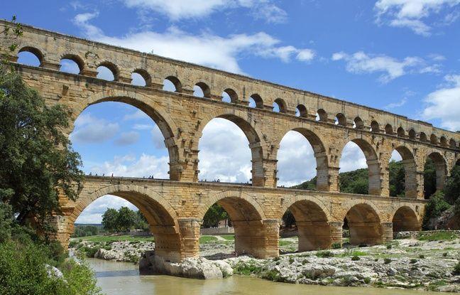 Incendie à Notre-Dame de Paris : Le Pont-du-Gard reversera ses recettes du week-end du 27 au 28 avril pour la reconstruction